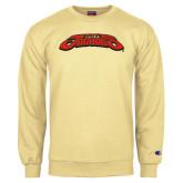 Champion Vegas Gold Fleece Crew-UHV Jaguars