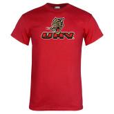 Red T Shirt-UHV Logo