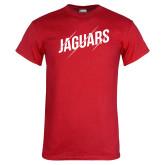 Red T Shirt-Jaguars