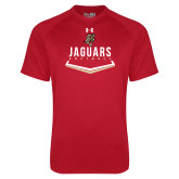 Under Armour Red Tech Tee-Jaguars Softball