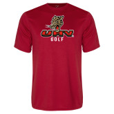 Performance Red Tee-UHV Golf