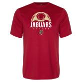 Performance Red Tee-Jaguars Soccer