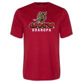 Performance Red Tee-UHV Grandpa