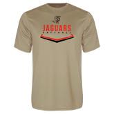Performance Vegas Gold Tee-Jaguars Softball