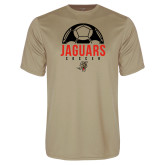 Performance Vegas Gold Tee-Jaguars Soccer