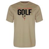 Performance Vegas Gold Tee-Jaguars Golf