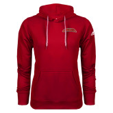 Adidas Climawarm Red Team Issue Hoodie-UHV Jaguars