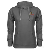 Adidas Climawarm Charcoal Team Issue Hoodie-UHV Logo