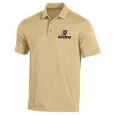 Under Armour Vegas Gold Performance Polo-UHV Logo