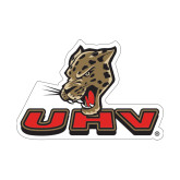 Small Magnet-UHV Logo, 6 inches wide