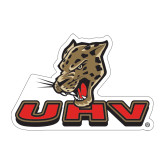 Medium Magnet-UHV Logo, 8 inches wide
