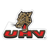 Large Magnet-UHV Logo, 12 inches wide