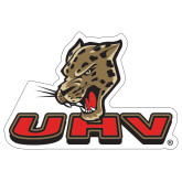 Extra Large Magnet-UHV Logo, 18 inches wide