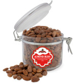 Almond Bliss Round Canister-Primary Mark