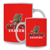 Full Color White Mug 15oz-UHV Grandma