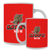 Mom Full Color White Mug 15oz-UHV Mom