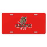 License Plate-UHV Mom