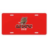 License Plate-UHV Dad