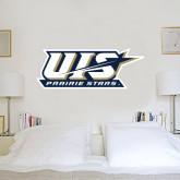 1 ft x 3 ft Fan WallSkinz-UIS Prairie Stars - Official Logo