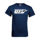 Navy T Shirt-UIS