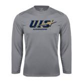 Performance Steel Longsleeve Shirt-Grandpa