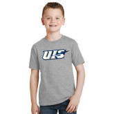 Youth Grey T-Shirt-UIS