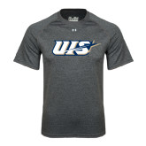 Under Armour Carbon Heather Tech Tee-UIS