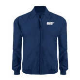 Navy Players Jacket-UIS