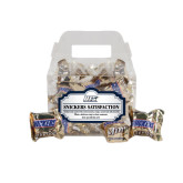 Snickers Satisfaction Gable Box-UIS Prairie Stars - Official Logo