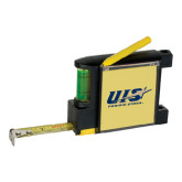 Measure Pad Leveler 6 Ft. Tape Measure-UIS Prairie Stars - Official Logo