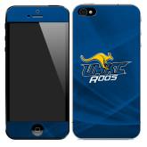 iPhone 5/5s Skin-UMKC Roos w/Roo