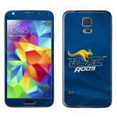 Galaxy S5 Skin-UMKC Roos w/Roo