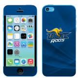 iPhone 5c Skin-UMKC Roos w/Roo