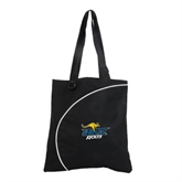 Lunar Black Convention Tote-UMKC Roos w/Roo