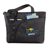 Excel Black Sport Utility Tote-UMKC Roos w/Roo