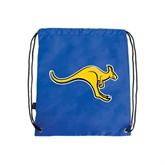Nylon Royal Drawstring Backpack-Roo