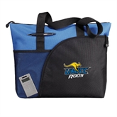 Excel Royal Sport Utility Tote-UMKC Roos w/Roo