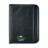 Insight Black Calculator Padfolio-UMKC Roos w/Roo