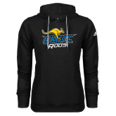 Adidas Climawarm Black Team Issue Hoodie-UMKC Roos w/Roo