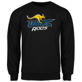 Black Fleece Crew-UMKC Roos w/Roo