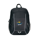 Atlas Black Computer Backpack-UMKC Roos w/Roo
