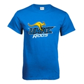 Royal T Shirt-UMKC Roos w/Roo