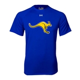 Under Armour Royal Tech Tee-Roo