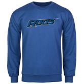 Royal Fleece Crew-Roos