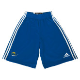 Adidas Climalite Royal Practice Short-UMKC Roos w/Roo