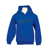 Youth Royal Fleece Hoodie-Roos