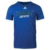Adidas Royal Logo T Shirt-UMKC Roos