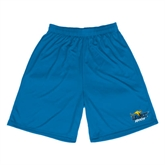 Syntrel Performance Royal 9 Inch Length Shorts-UMKC Roos w/Roo