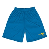 Syntrel Performance Royal 9 Inch Length Shorts-Roo