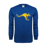 Royal Long Sleeve T Shirt-Roo